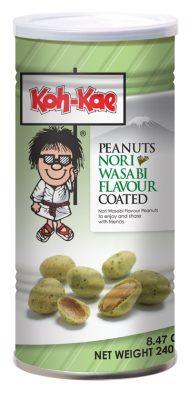 KOH-KAE Nori Wasabi Maapähkinä
