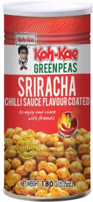 KOH-KAE Sriracha Chili Vihreä Herne